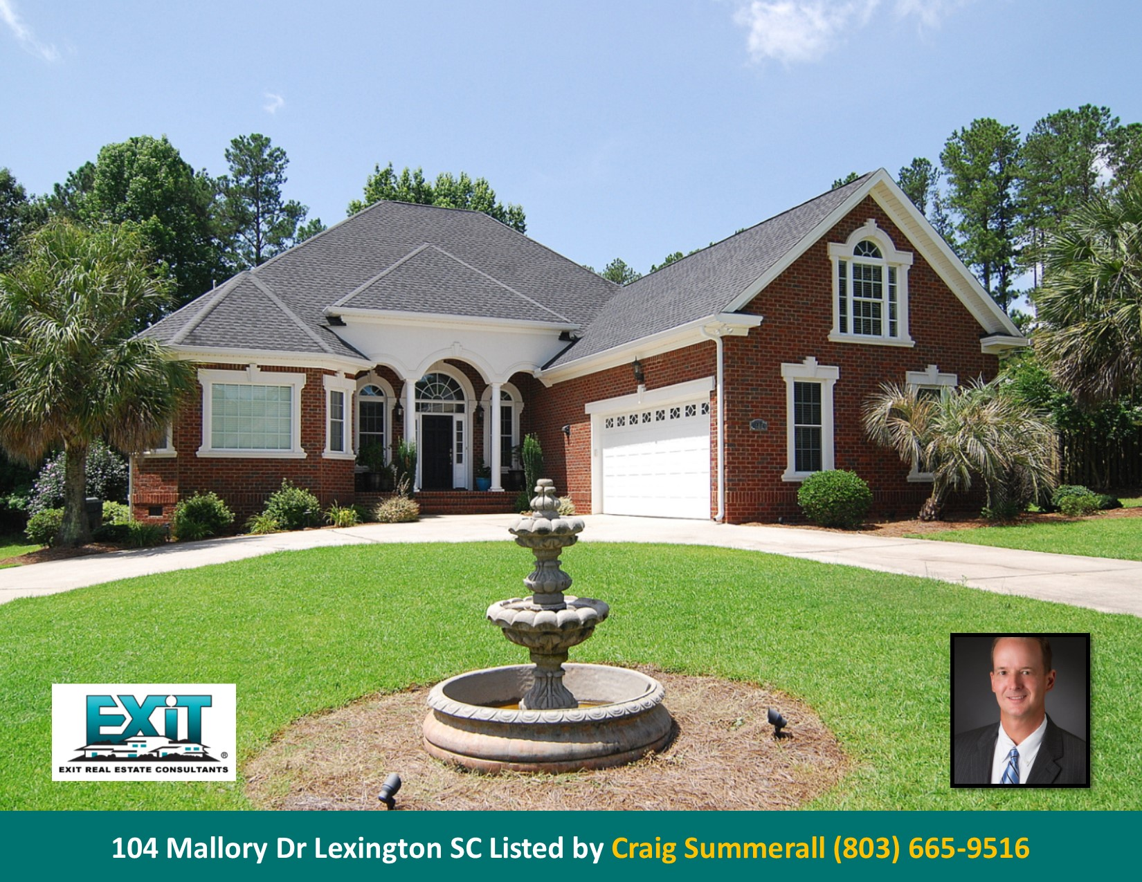 Just listed in mallory for Custom home builders lexington sc