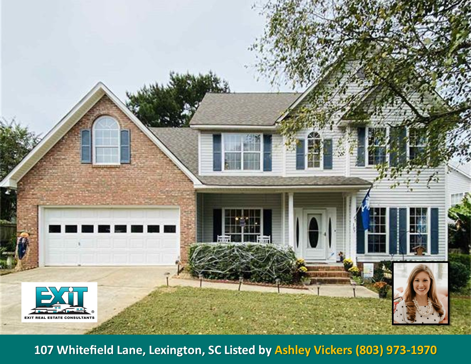 Just listed in Whiteford