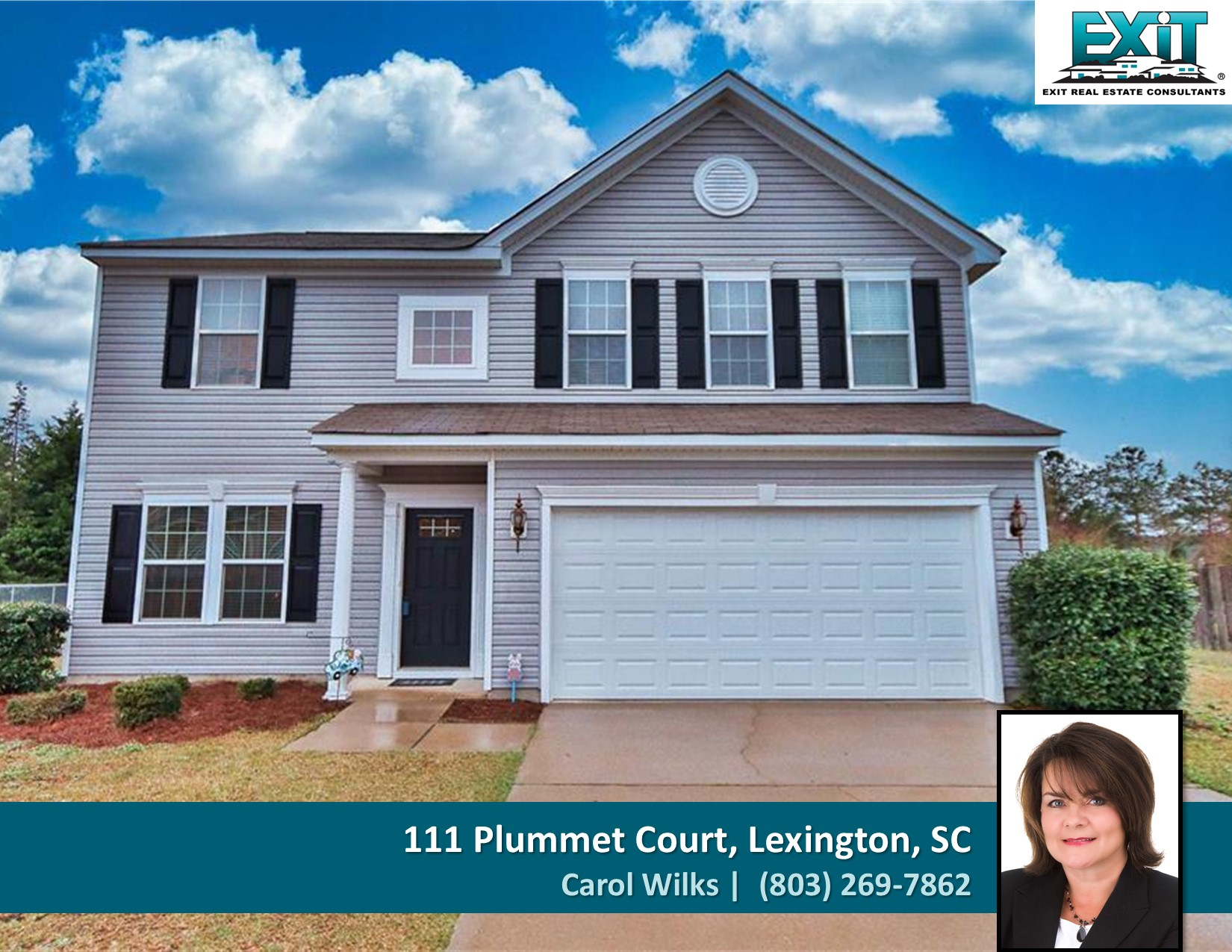 Just listed in Pleasant Hills