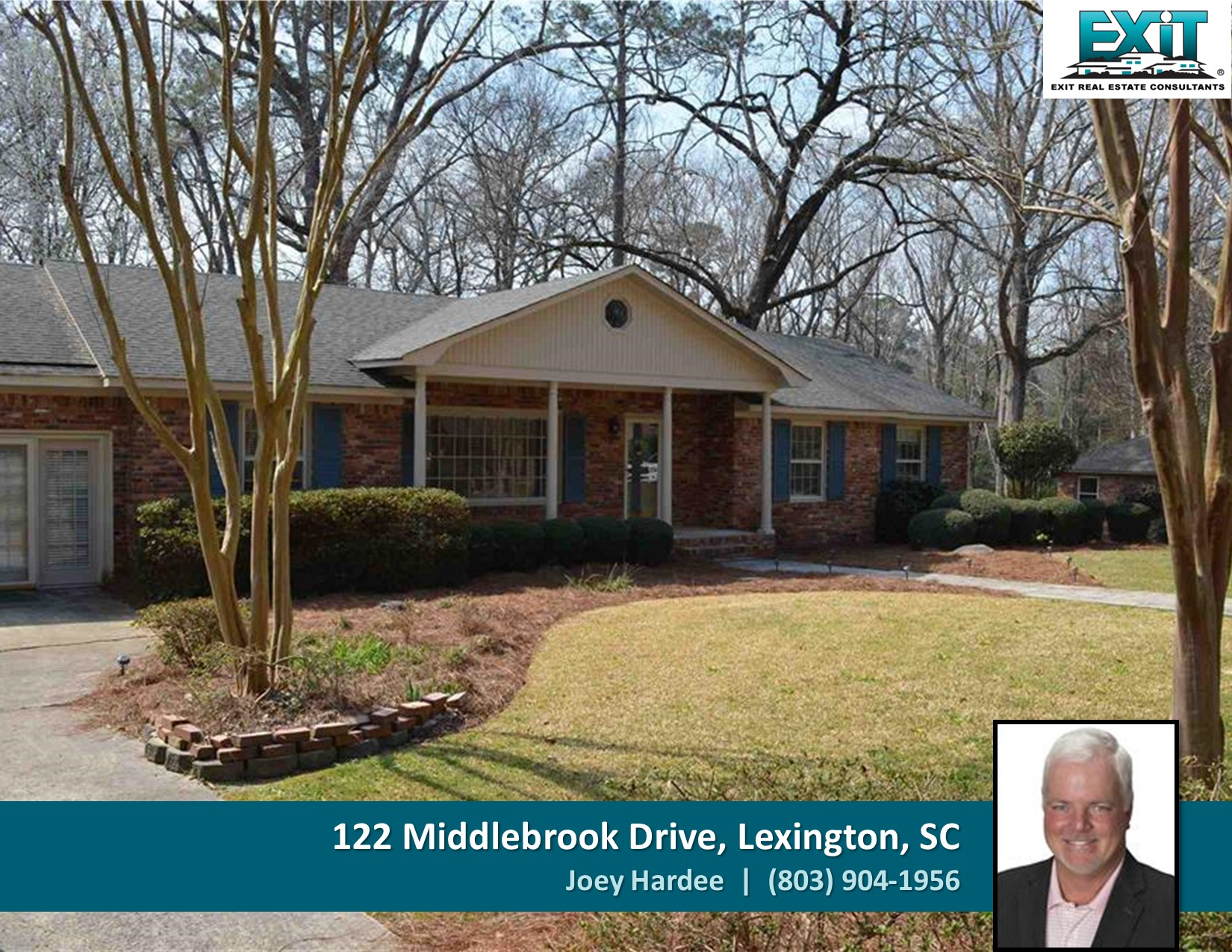 Just listed in Middlebrooks