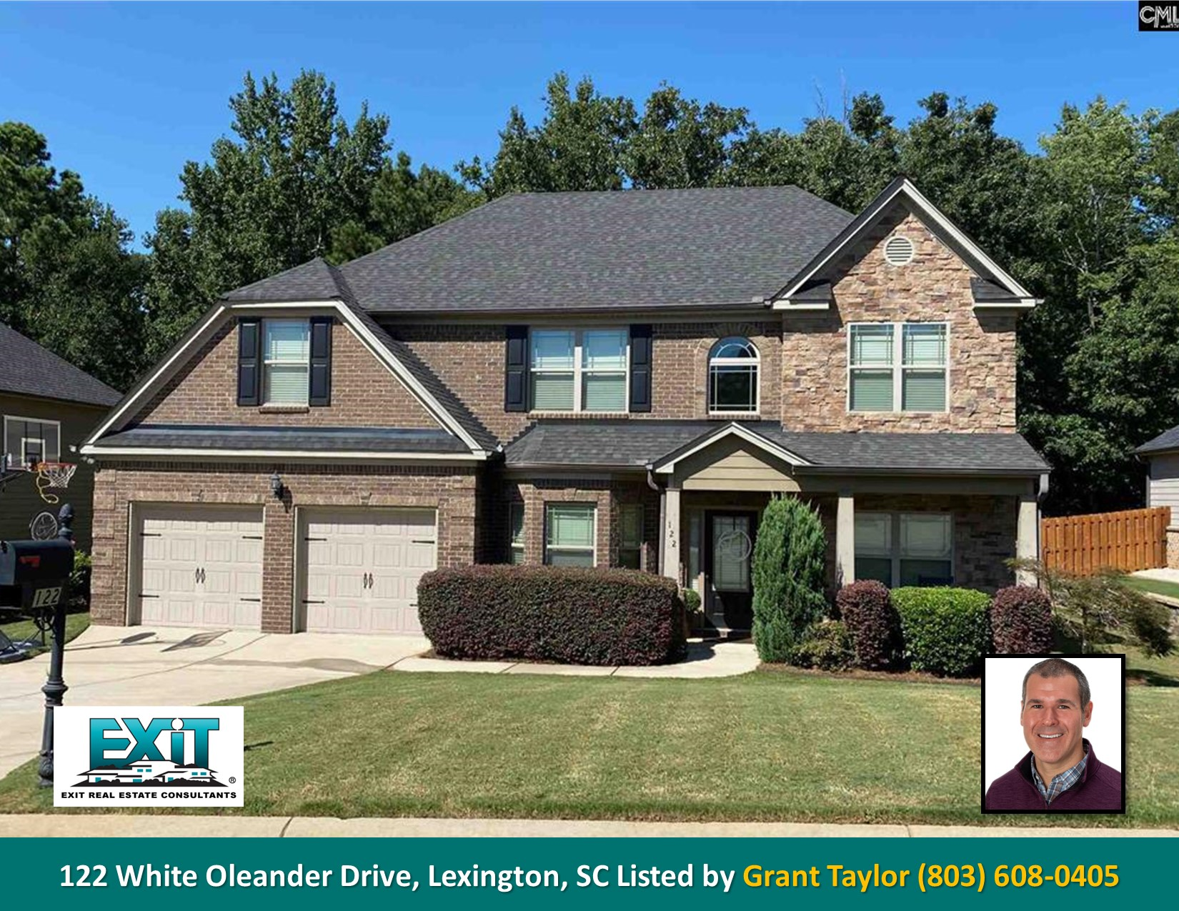Just listed in Springhill Lake - Lexington