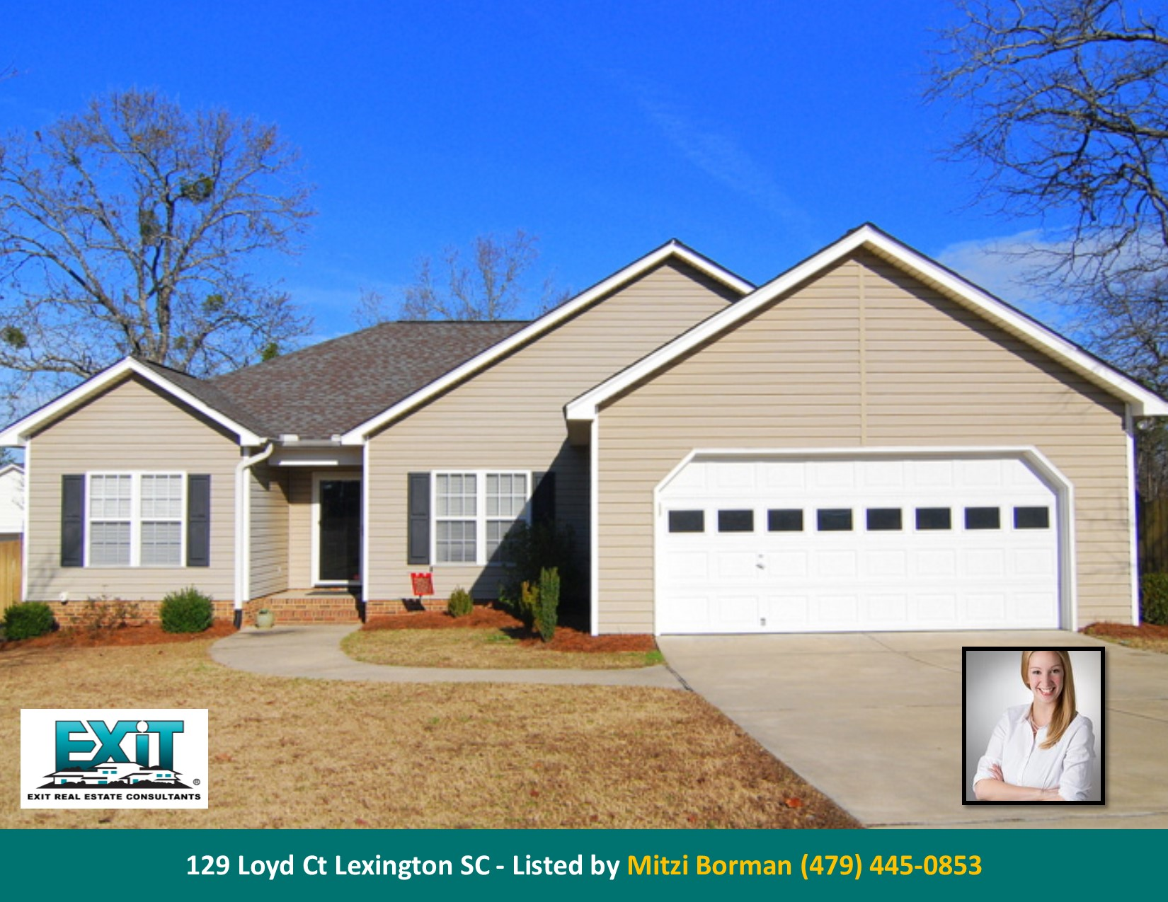Just Listed In Loyd Ridge Estates