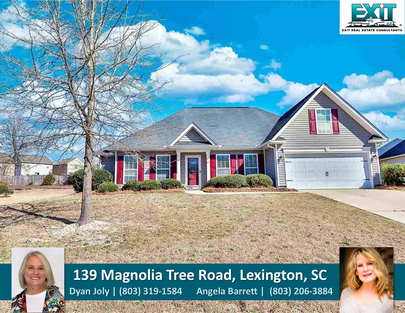 Just listed in Manors at White Knoll