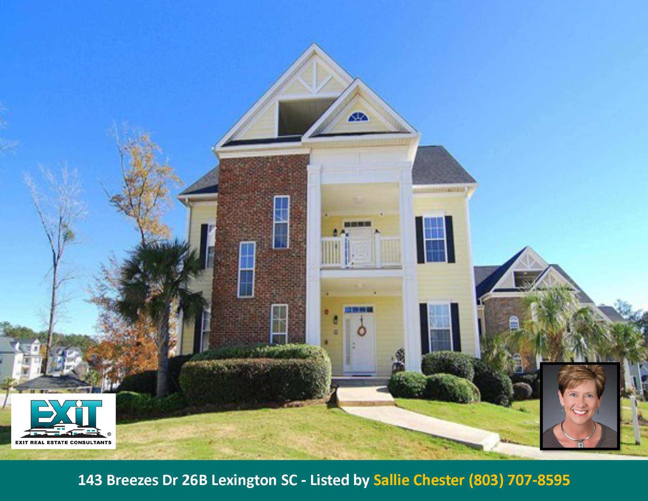 Just listed in hammock bay for Lexington sc home builders