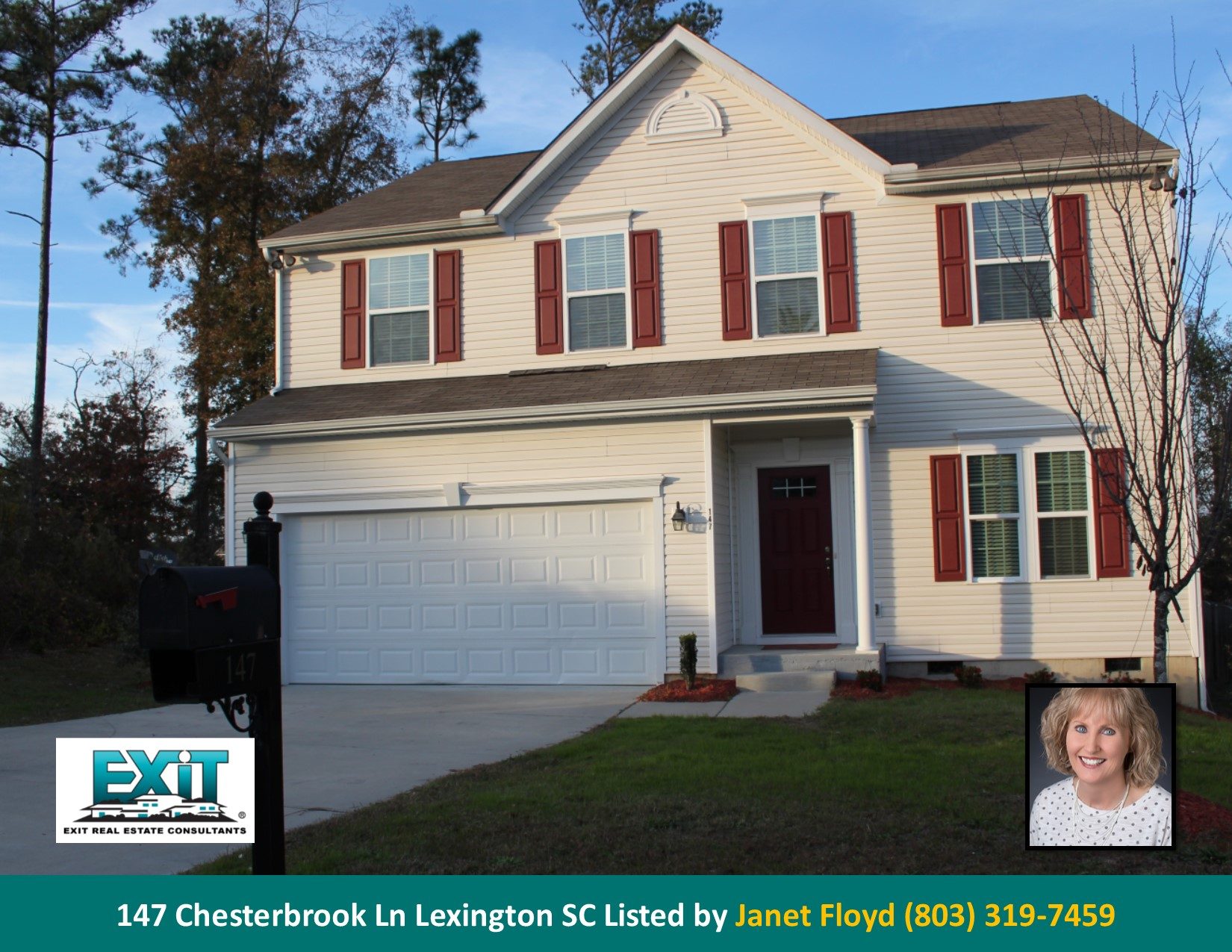 Just listed in pleasant hills for Lexington sc home builders