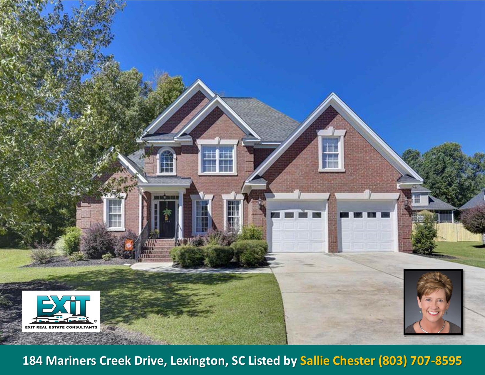 Just listed in Mariners Creek - Lexington