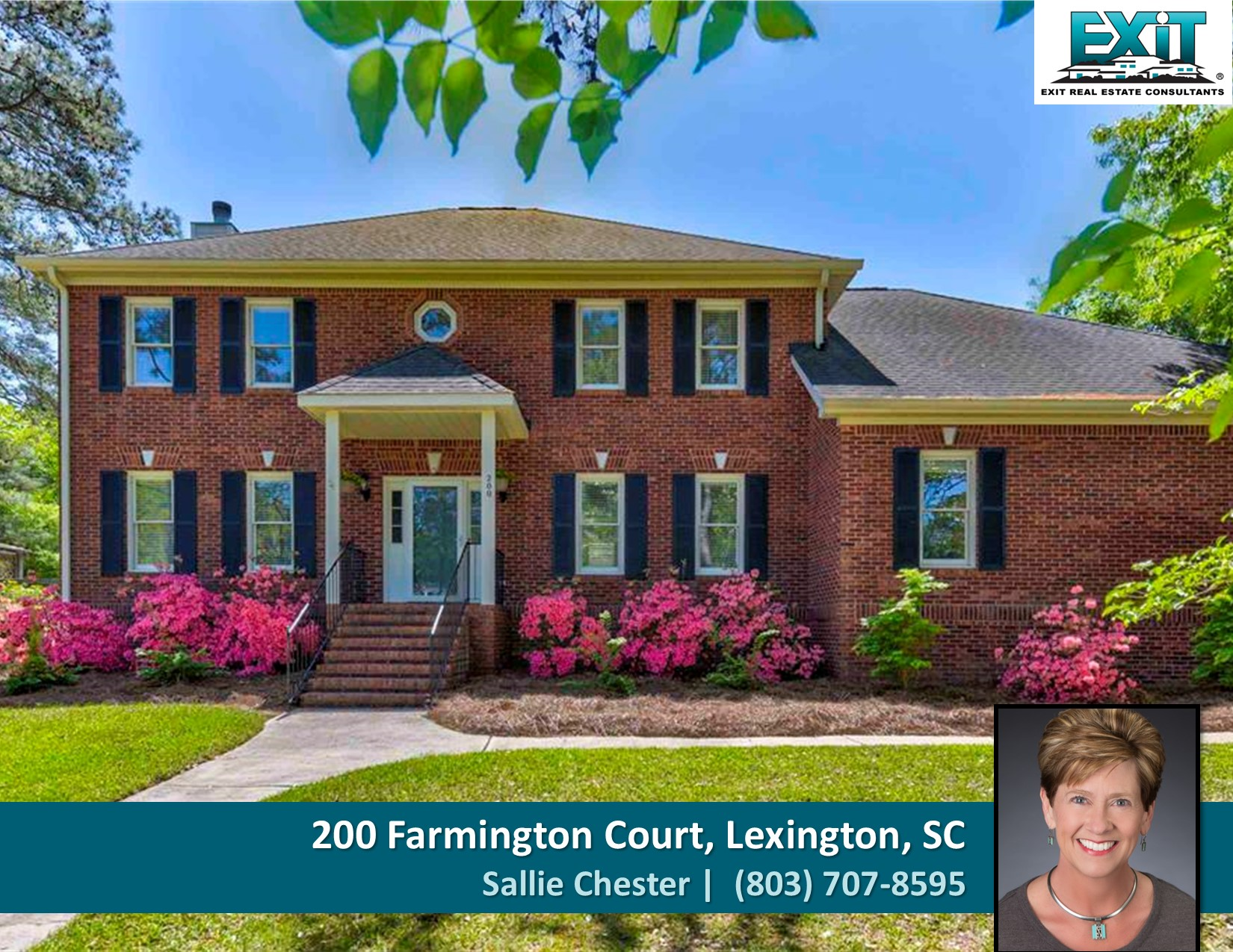 Just listed in Piedmonte Place