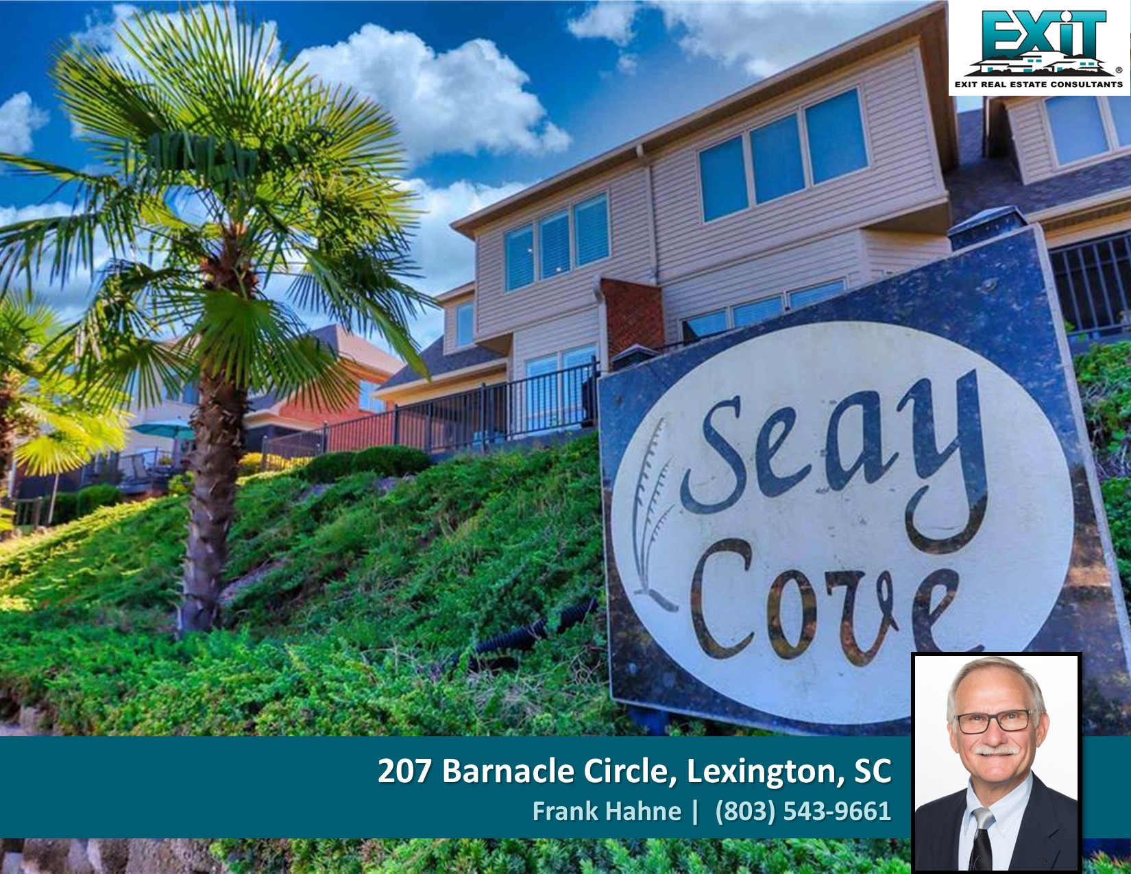 Just listed in Seay Cove