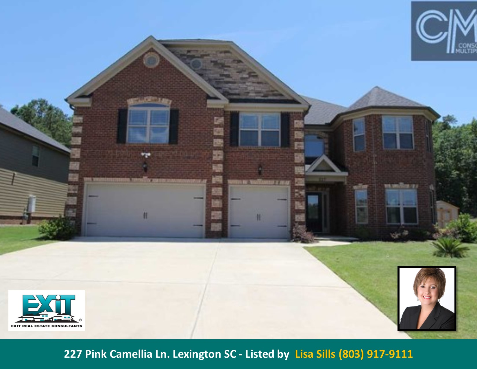 Just listed in springhill lake for Camellia homes