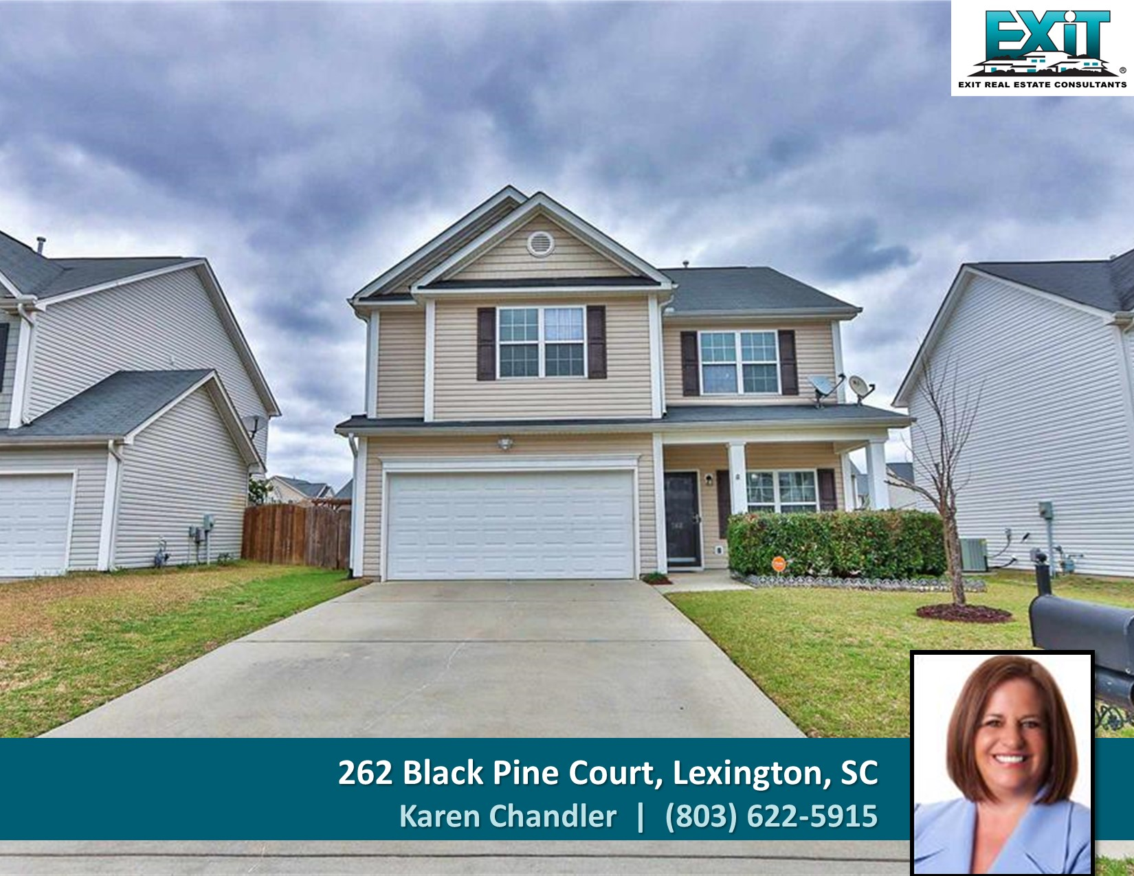 Just listed in Timberland Place