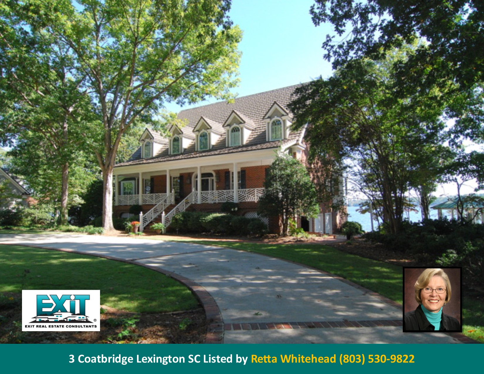 Just listed in murray forest for Lexington sc home builders
