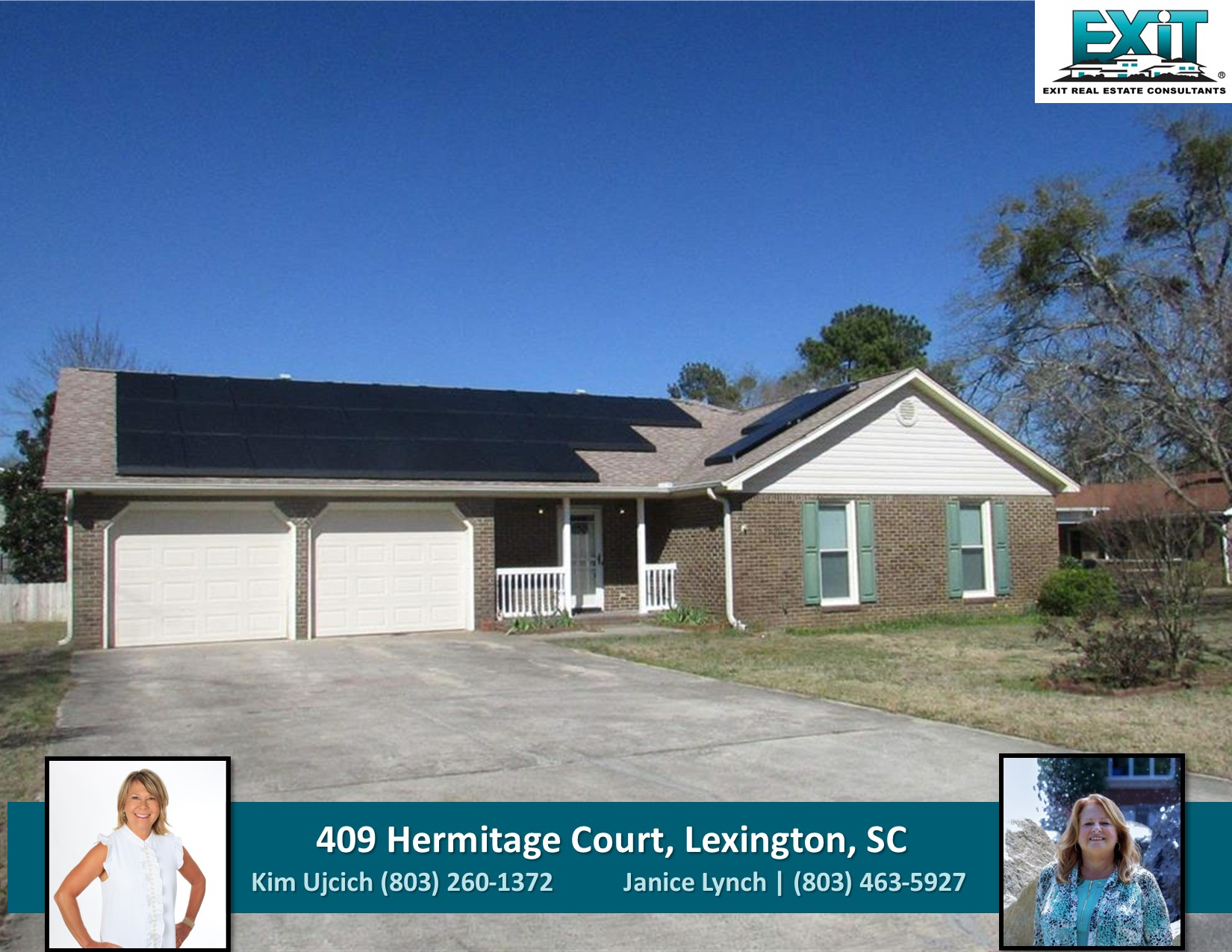 Just listed in Lexington