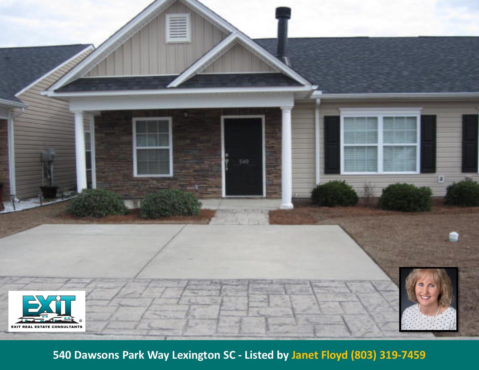 Beautiful ... Patio Homes In Lexington Sc By Just Listed In Dawsons Park ...