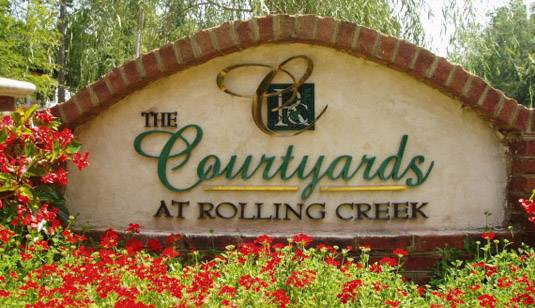 Courtyards at Rolling Creek